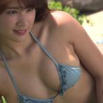 【久松郁実】Dカップ3 ビキニとサイパン