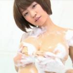 【菜乃花】Iカップ2 チューブトップと泡と入浴