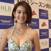 【宮沢セイラ】-カップ 東レキャンペーンガール水着披露
