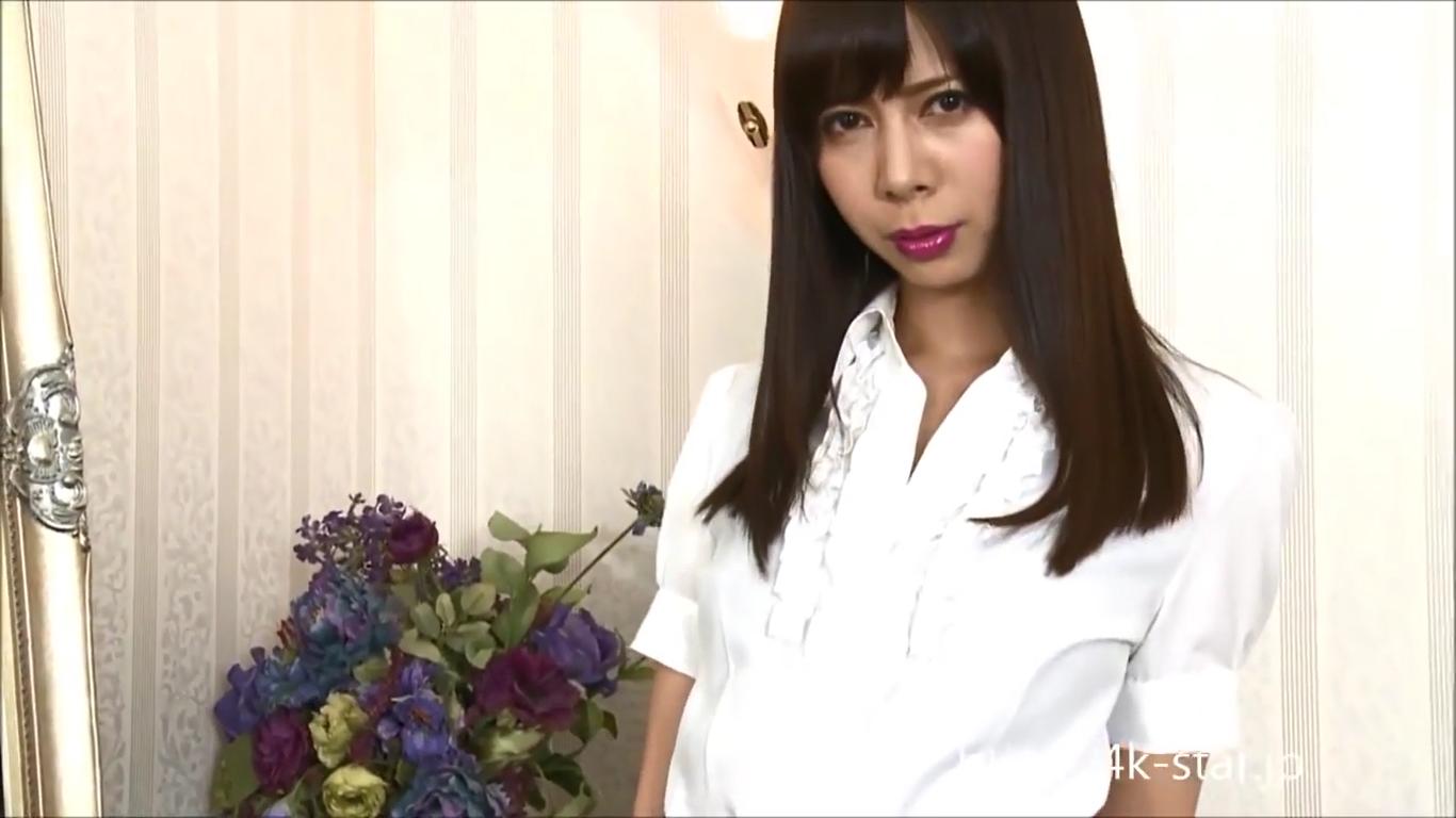 無【桜井奈津】Dカップ シャツとタイトスカートとガーターベルト