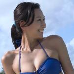 【浅田舞】Gカップ フィギアスケート選手が大胆ビキニ姿披露