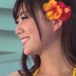 【岩崎名美】Gカップ 笑顔満点と完璧BODYと三愛水着ショー