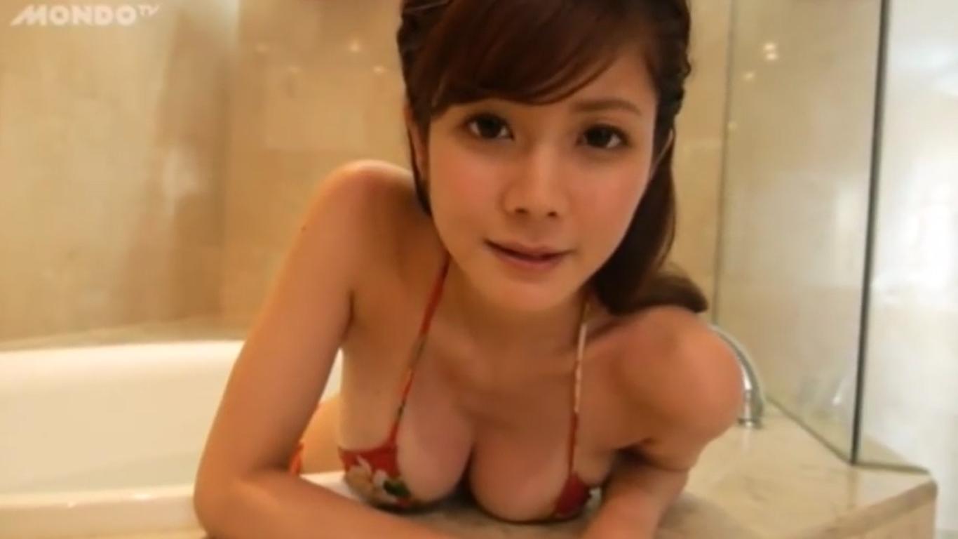 無【高宮まり】Gカップ2 女流雀士とグラビア