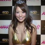 【佐野真彩】-カップ レースクイーン女王がビキニ姿を披露