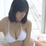 【浅川梨奈】Eカップ2 白下着とチューブトップと淡い雰囲気