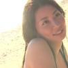 【青木愛】Eカップ2 初グラビアと華麗な泳ぎ