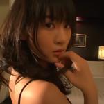 【三井麻由】Dカップ 網タイツとピンヒールとクールな表情