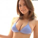 無【筧美和子】Hカップ3 爽やかなビキニ姿と笑顔とクール