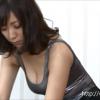 【川奈ゆう】Gカップ2 ハイレグ水着とピンヒール