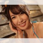 無【金田彩奈】Eカップ グラカラメイキングと3種類のビキニ