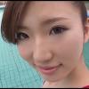 【松嶋えいみ】Fカップ3 ハイレグ水着とぷるるんヒップ
