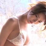 【神室舞衣】Dカップ2 釧路と初グラビア
