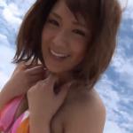 無【遠野千夏】Dカップ2 爽やか笑顔とビキニと開放感