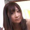 無【福山咲良】-カップ 水玉柄ビキニと立ちポーズとキュートな笑顔