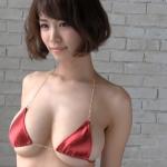 【菜乃花】Iカップ5 ナースと包帯巻きと小さめビキニとシャワー