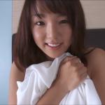 無【篠崎愛】Gカップ28 白ビキニとランニングと胸揺れと筋トレ