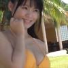 無【星名美津紀】Hカップ14 水玉柄ビキニと黄色ビキニ