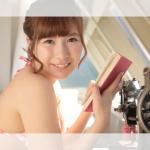 無【伊藤里織】Eカップ グラカラメイキング映像×3種類のビキニ
