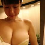 無【滝沢乃南】Iカップ5 「ありがとね」例の入浴シーン