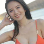 【伊東紗冶子】-カップ スタイル抜群キャスターの水着姿