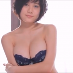 無【RaMu】Hカップ7 服脱ぎからのぷるんぷるん天国