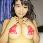 【佐々野愛美】Fカップ5 美肌美人がセクシー衣装で誘惑!
