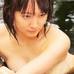 【吉岡里帆】-カップ お宝映像!?人気女優の温泉入浴シーン!