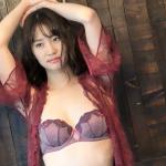 【永尾まりや】-カップ2 ファーストトレーディングカード撮影!