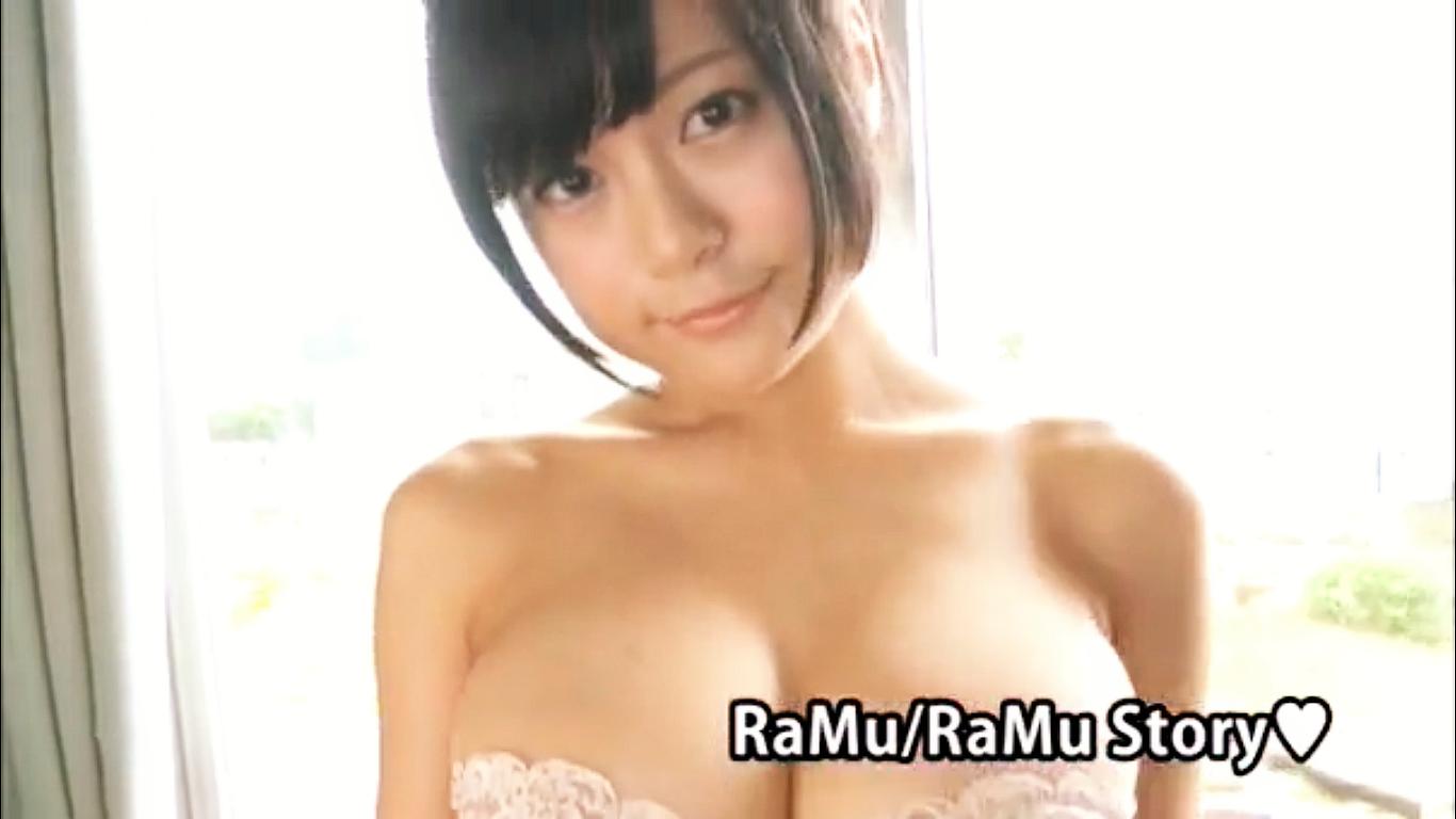 【RaMu】Hカップ18 「RaMu Story♥」サンプル動画