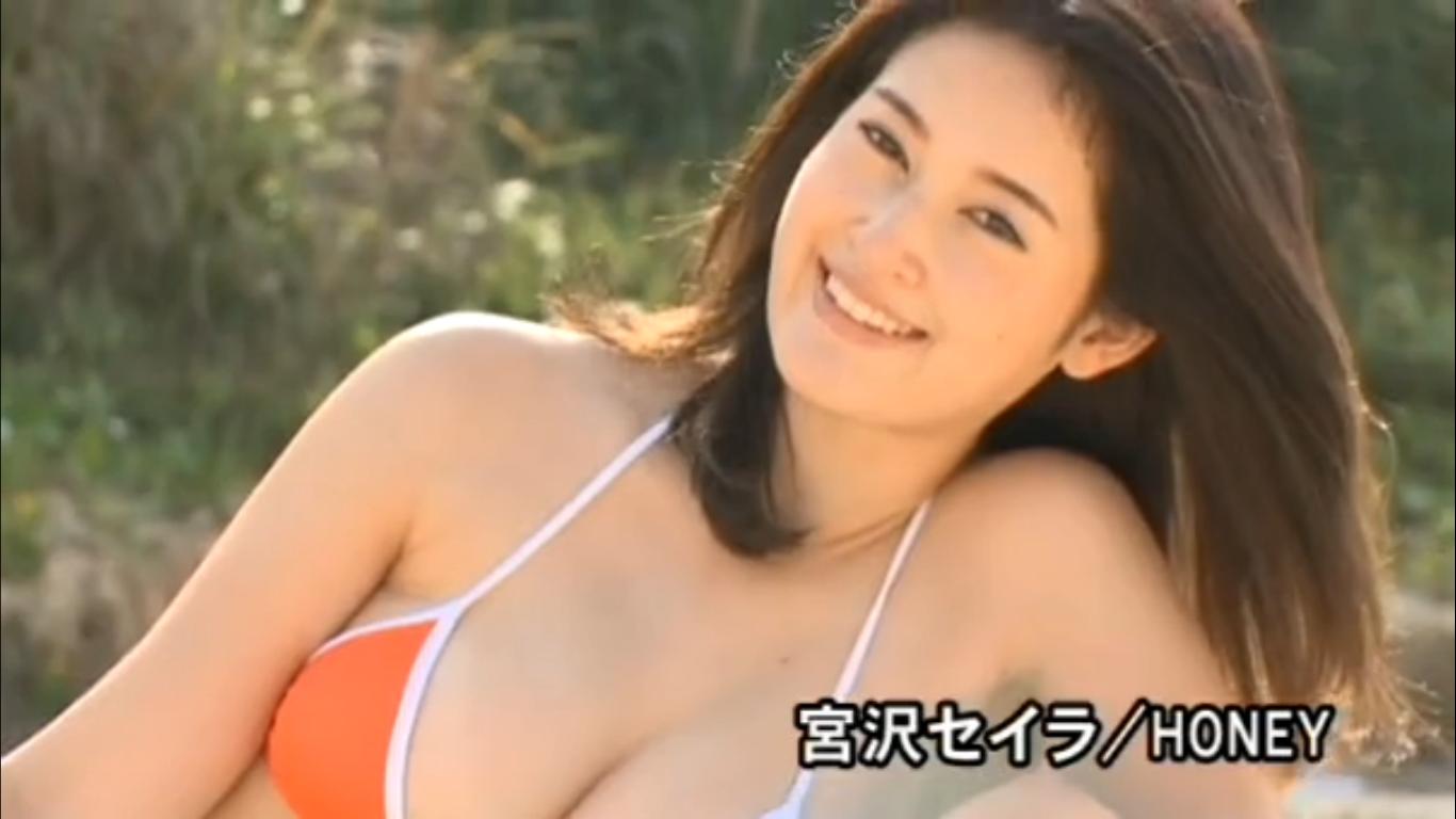 【宮沢セイラ】Gカップ3 「HONEY」サンプル動画