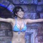 【佐藤聖羅】Gカップ9 ぷるんぷるん!乳揺れループ動画!