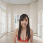【岡田佑里乃】-カップ3 今日の水着どお?慣れてない感じが可愛い動画【3DVR】