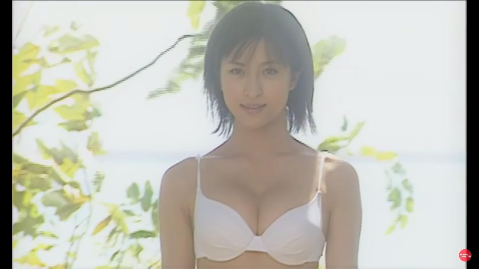 【仲根かすみ】Dカップ 「夏とかすみと太陽と…」サンプル動画