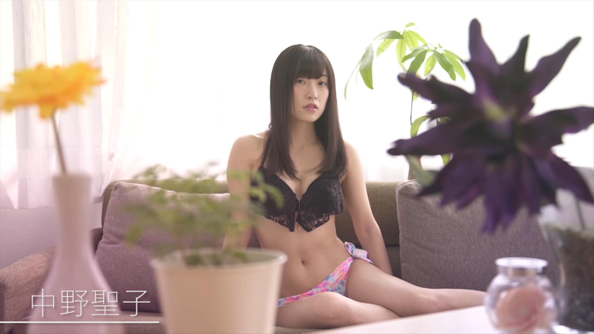 【中野聖子】Cカップ ミス東スポ2018選考オーディショングラビア動画