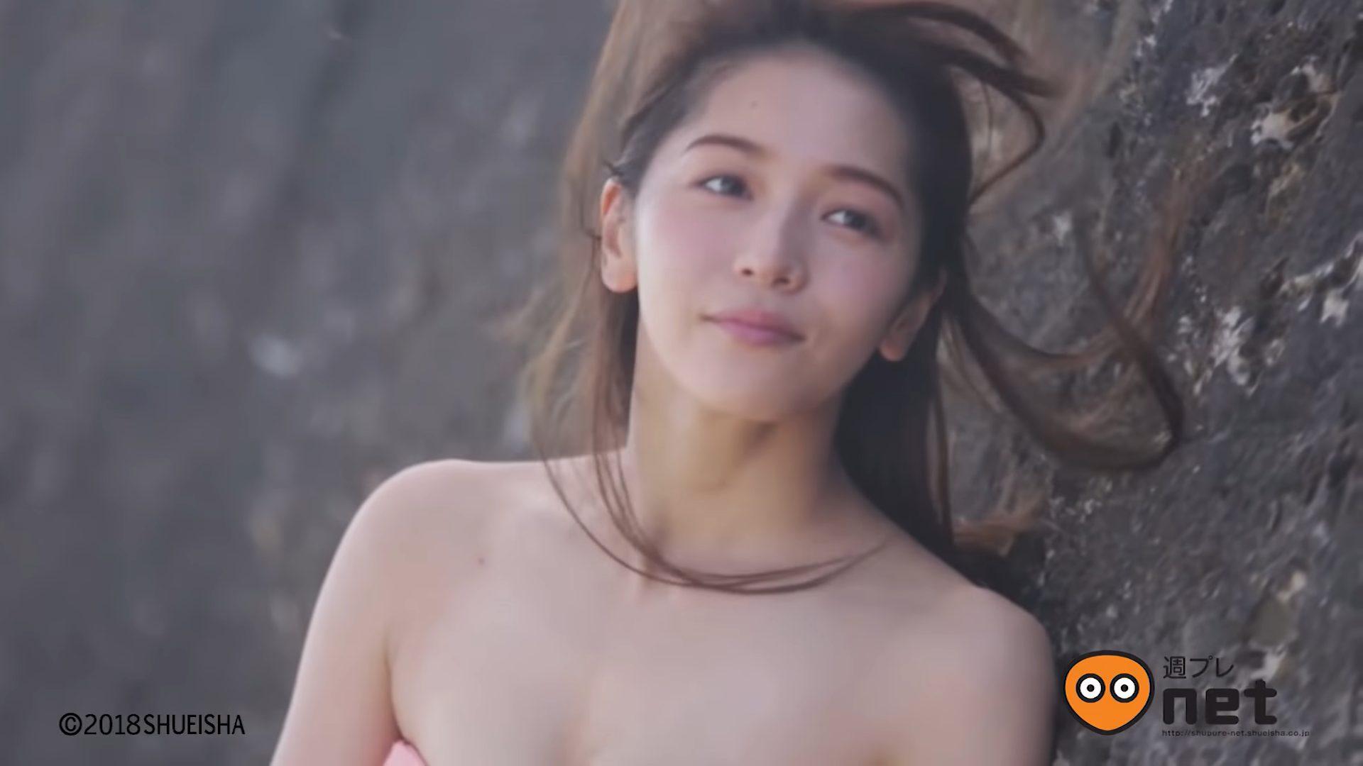 【傳谷英里香】-カップ2 週プレ!台湾グラビア!可愛いから大人クールまで!