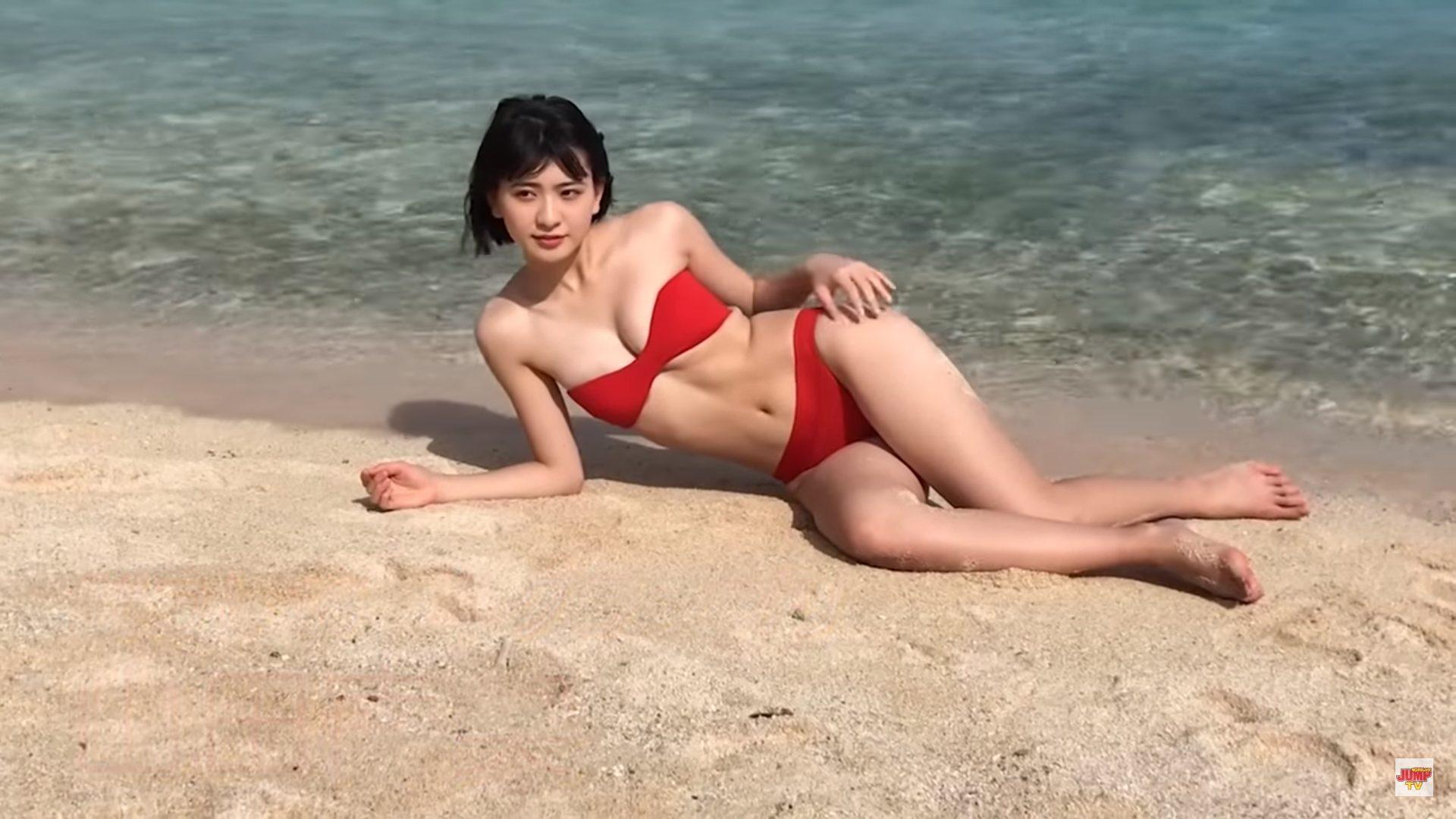 【山田南実】-カップ ヤンジャン!制コレ18 準グランプリ!初ソログラビア!