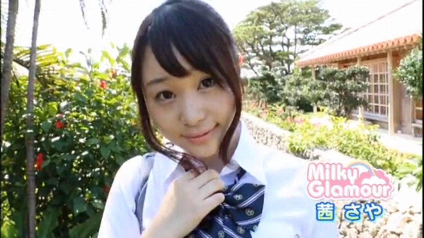 【茜さや】Gカップ2 「ミルキー・グラマー」サンプル動画