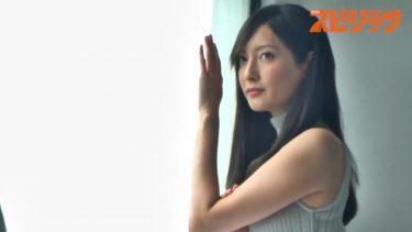 【菜々緒】-カップ2 スピリッツグラビアメイキング!マリーゴールド色の衣装で魅了!