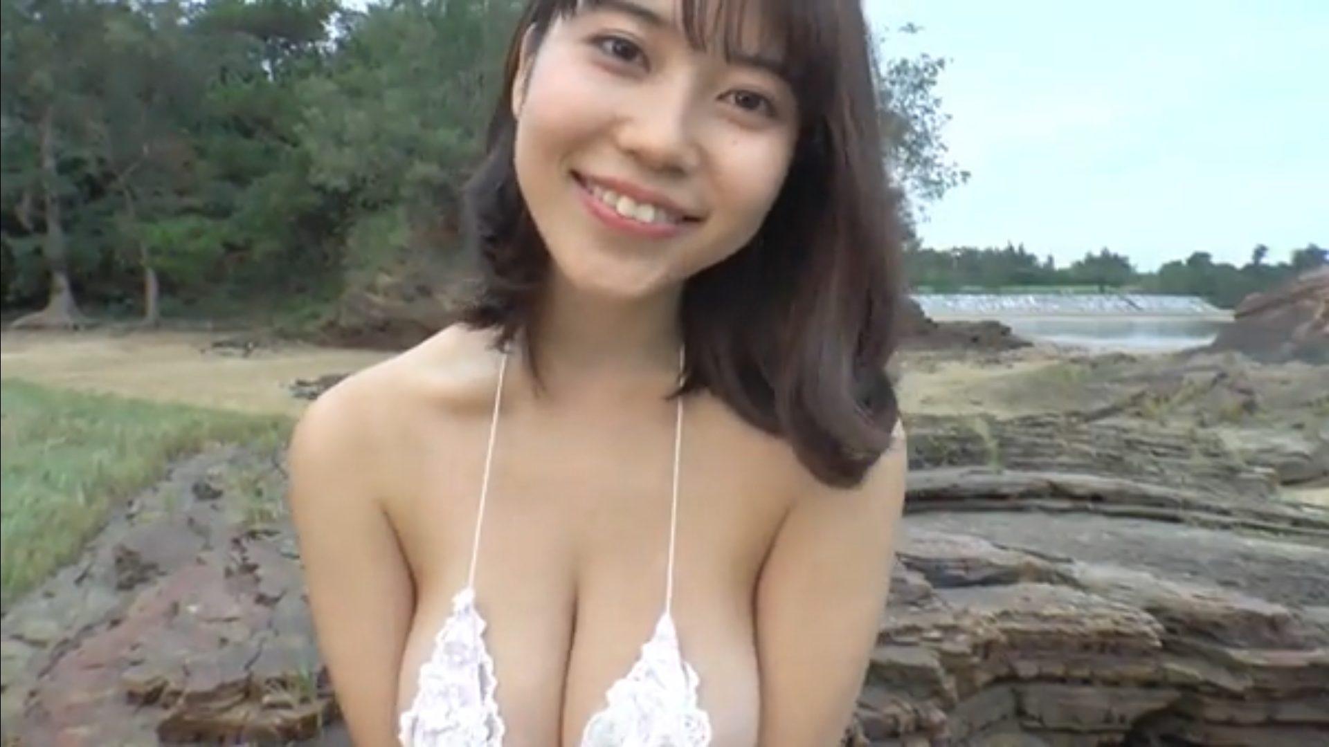 【伊織いお】Jカップ4 「いおのコト上から見るか下から見るか」サンプル動画