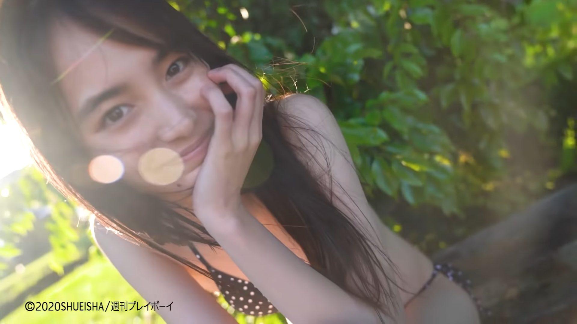【井桁弘恵】-カップ 週プレ!動画!仮面ライダーゼロワン出演女優が水着姿を披露!