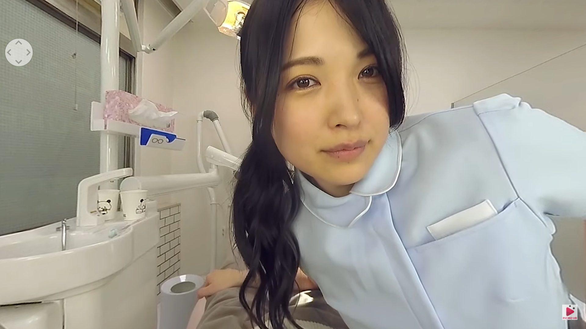 【中野ゆきみ(中野由貴)】Gカップ3 「【VR】カノジョがボクに惚れたらしい ~とある歯科医院でモテた僕~」サンプル動画