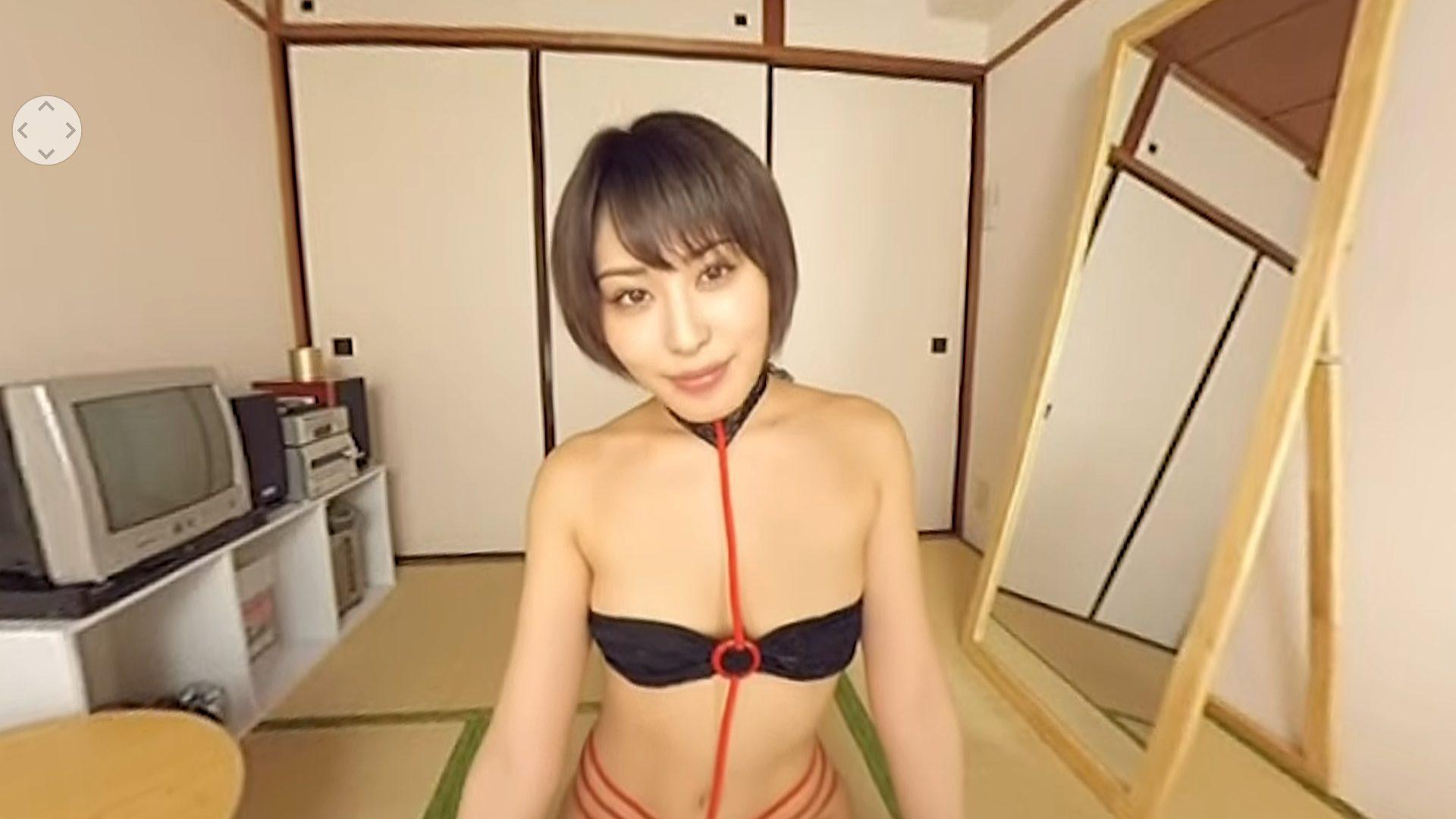 【金子智美】Fカップ11 「【VR】apartment Days! 金子智美 act1」サンプル動画