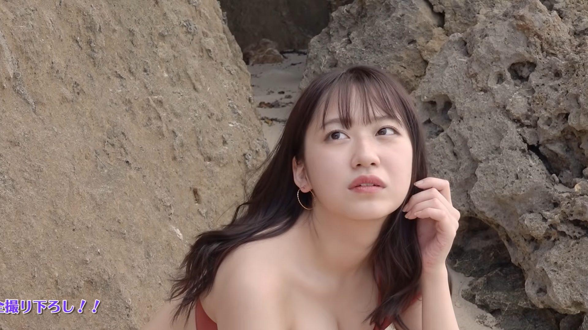 【野中美希】-カップ ファースト写真集「To be myself」発売決定!水着姿を披露!