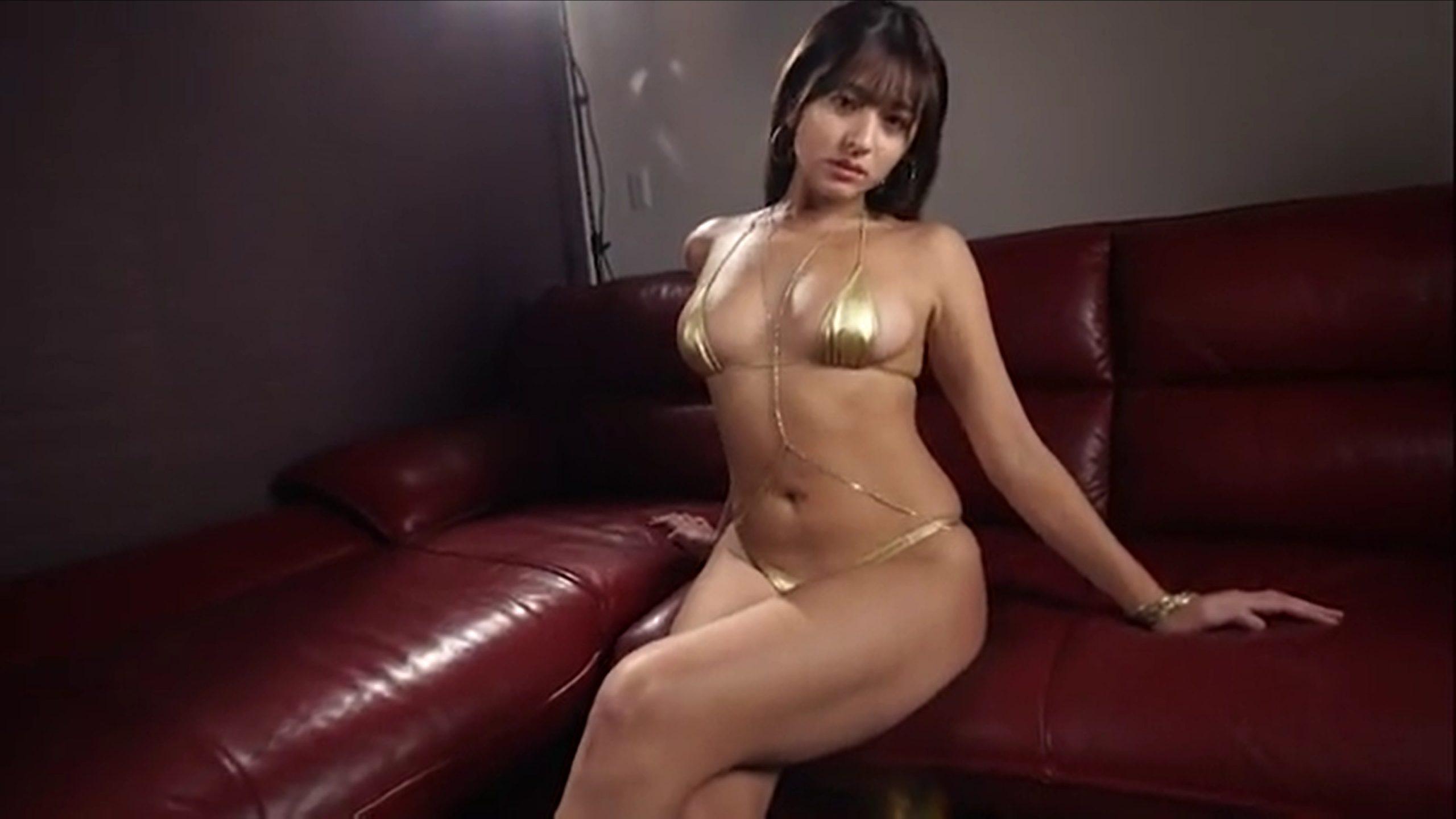 【徳江かな】Eカップ9 「日焼けした彼女をずっと忘れない」サンプル動画