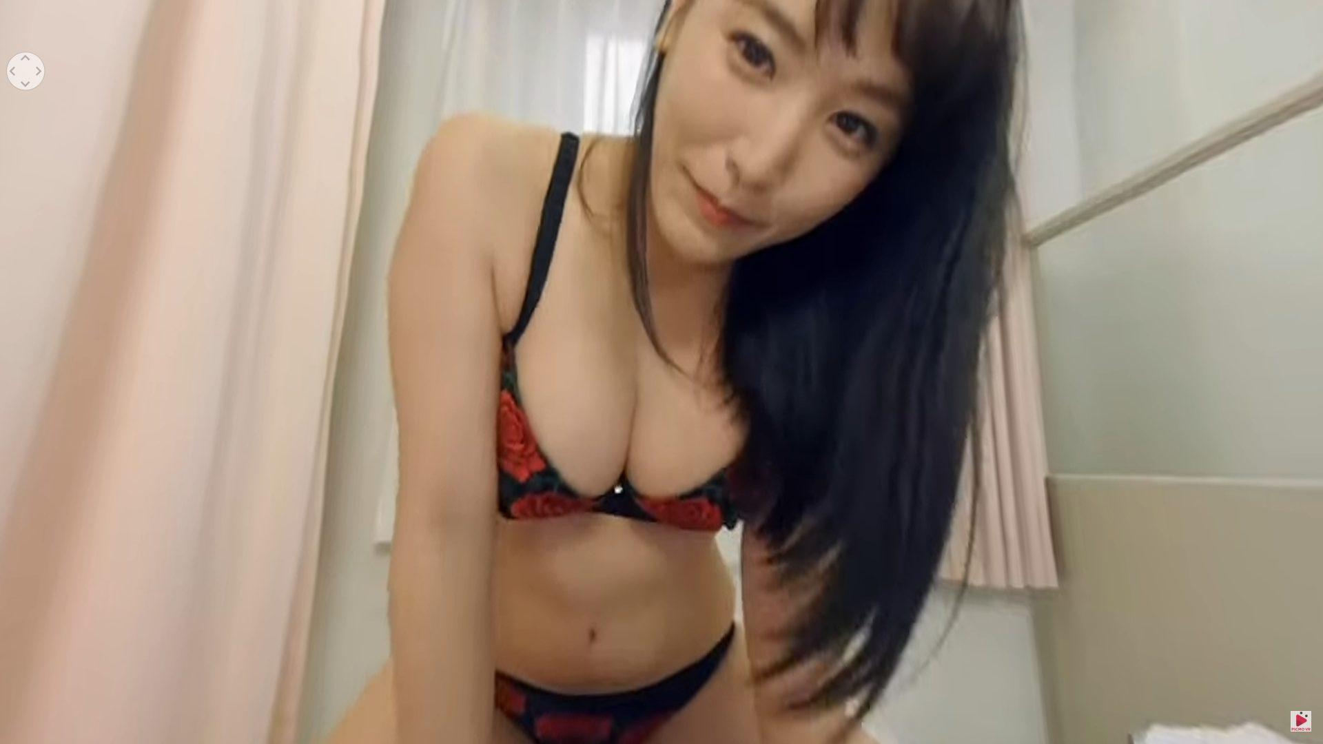 【浜田由梨】Fカップ6 「【VR】美人女医さんのせいで血圧がとんでもないことになってるけど病院の中だから倒れても大丈夫。」サンプル動画