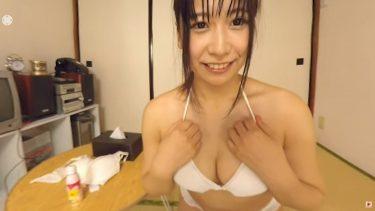 【桜りん】Fカップ2 「【VR】apartment Days! 桜りん act1」サンプル動画