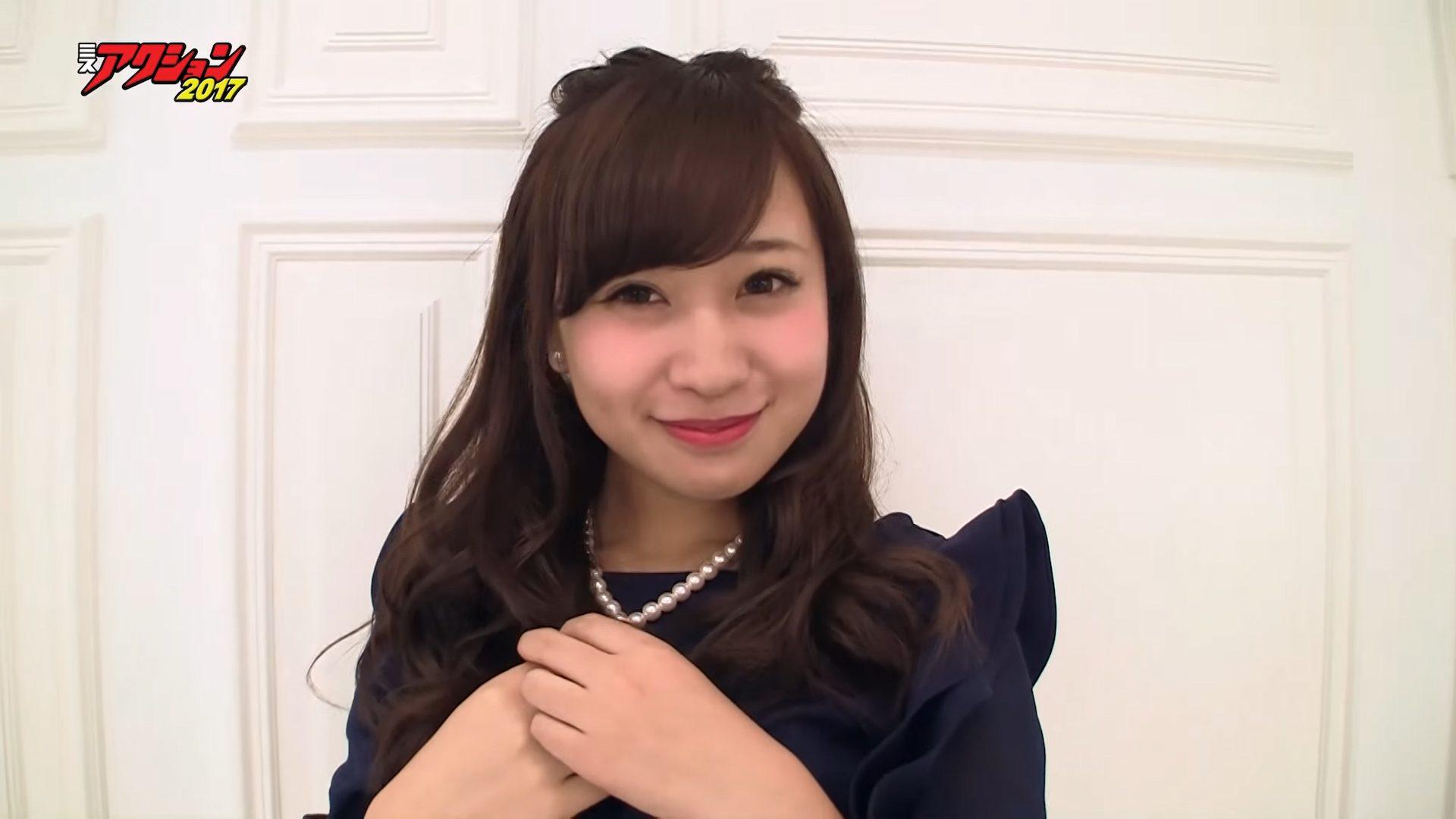 【立川楓】-カップ ミスアクション2017前期!準グランプリ!