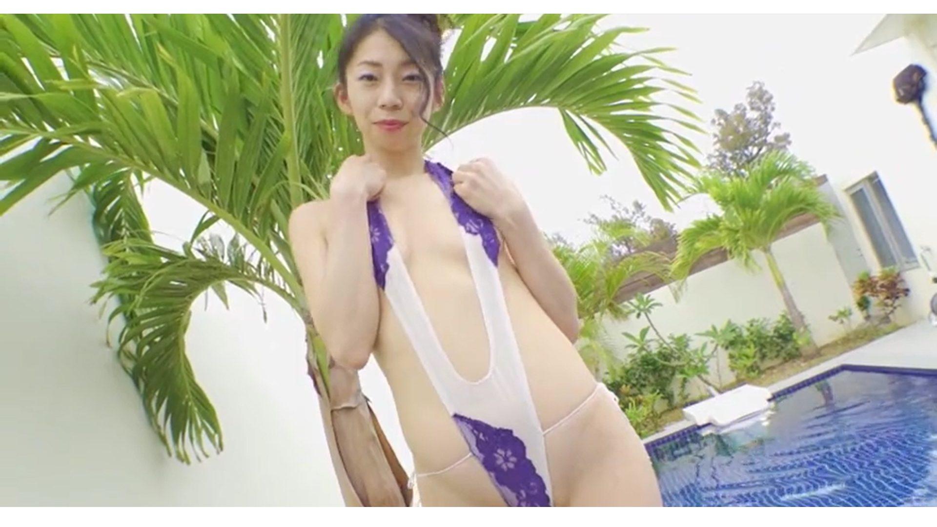 【岩崎真奈】Cカップ 「スイカ姫降臨」サンプル動画